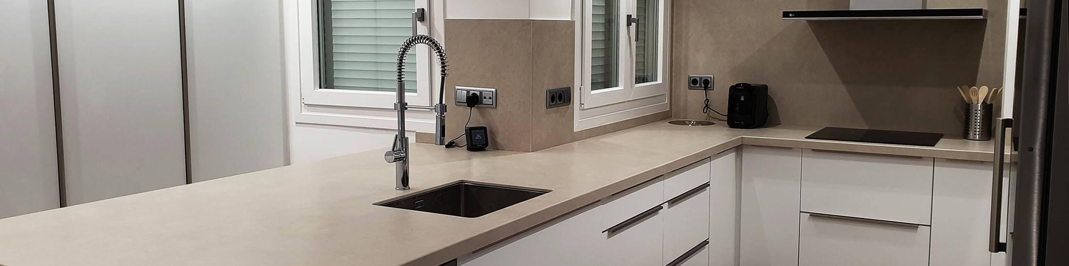 Haz realidad tu proyecto de baño o cocina