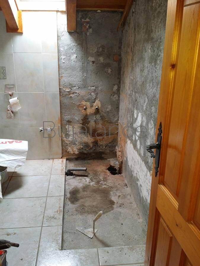 Sustitución de bañera por plato de ducha en Villanova