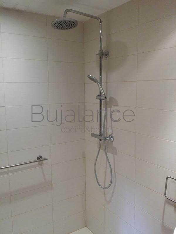 Termostática en baño para personas con moviliad reducida en Graus(1)